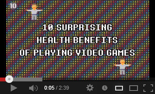 10 Surprising Health Benefits Of Playing Video Games